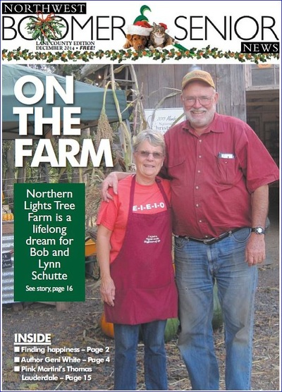 In the News - Northern Lights Christmas Tree Farm